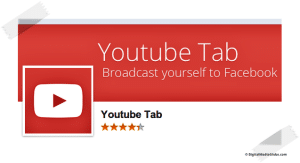 Youtube Tab Facebook Apps