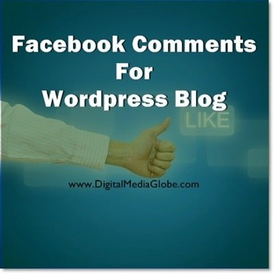 Facebook Comments for Wordpress Blog