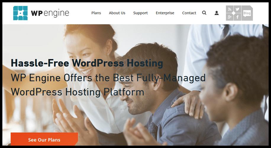 WordPress Hosting WP Engine Coupon Code - DigitalMediaGlobe