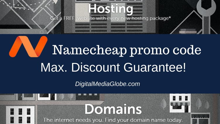 Namecheap Promo Code May 2017 [Updated] : Upto 90% OFF