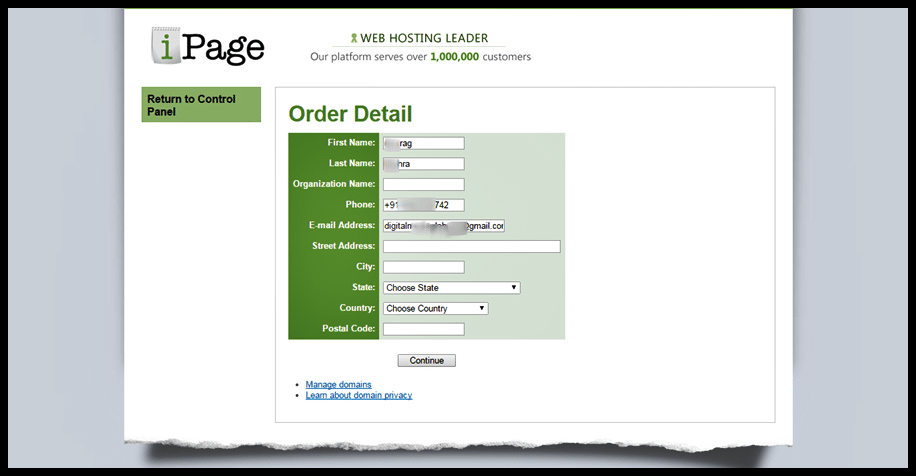 iPage Hosting Coupon Code 2015