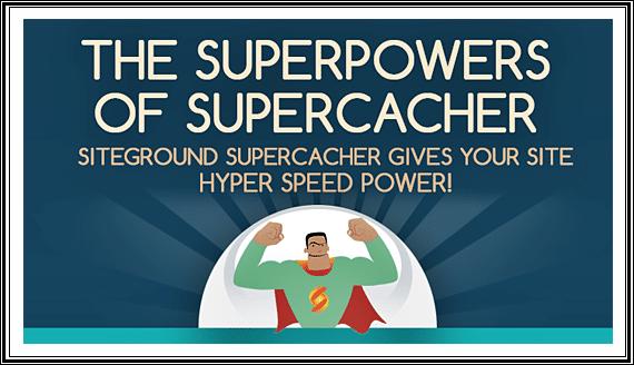 SiteGround Suparcacher Technology