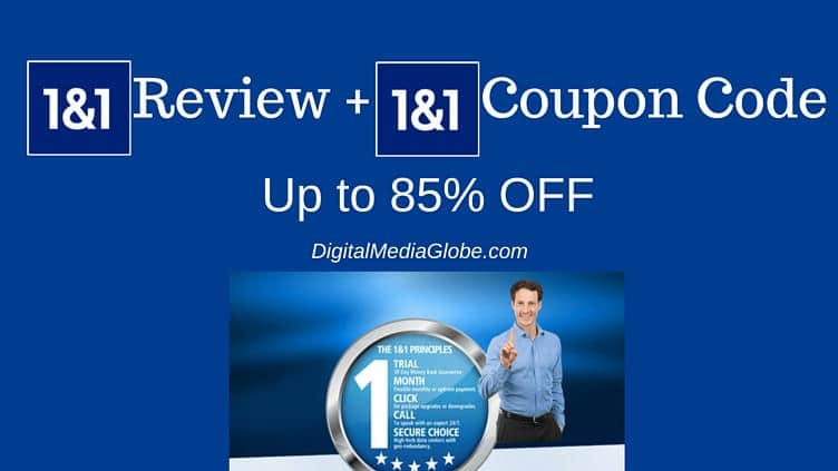 1&1 Coupon Code - 1and1 Review