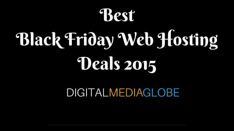 Best Black Friday Web Hosting Deals 2016: Upto 95% OFF