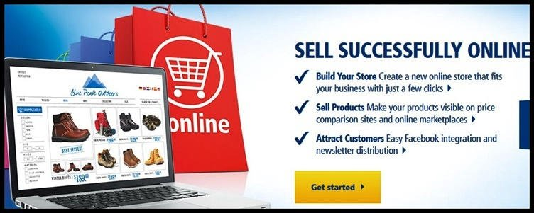 Build Your Own eCommerce Site - 1and1 Reviews