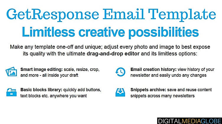 GetResponse Email Template