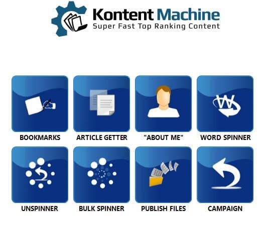 Kontent Machine Review - Article Getter