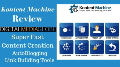 Kontent Machine Review: Get Quality Content Lifetime [$140 OFF]