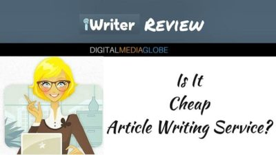 iWriter Review 2018: Is it Cheap Article Writing Service?