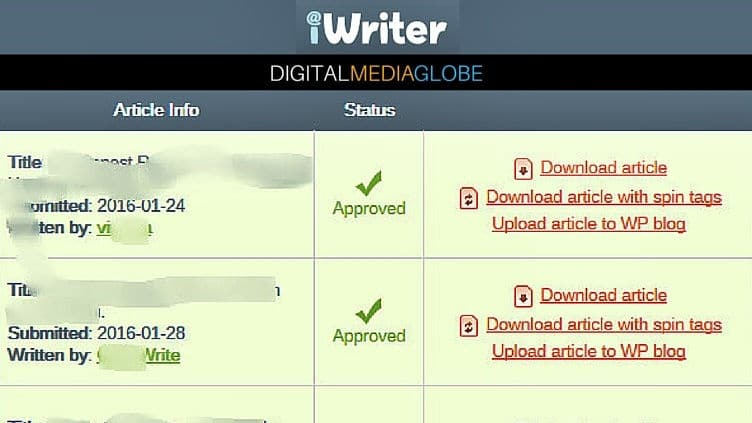 iWriter Reviews - Download Article Page 71