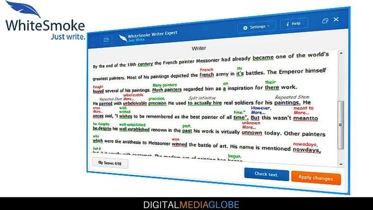 Free Grammar and Punctuation Checker Tool - WhiteSmoke - 78