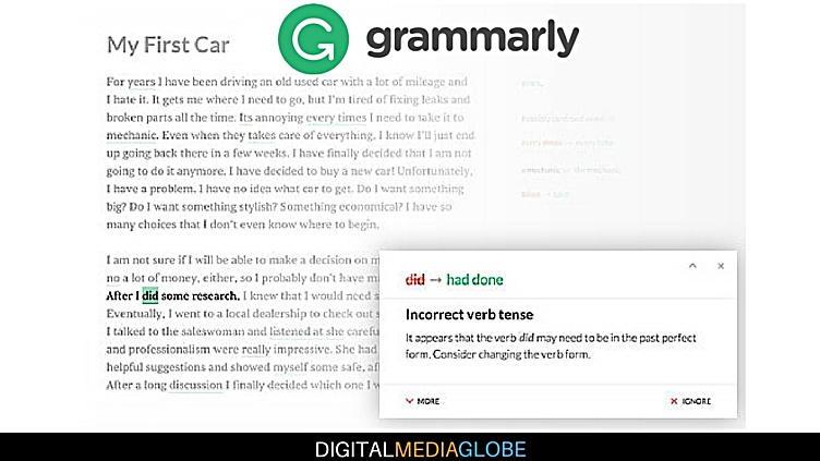 Online Grammar Check Tool - Grammarly - 78