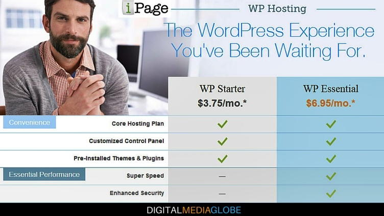 iPage WordPress Hosting Review 76