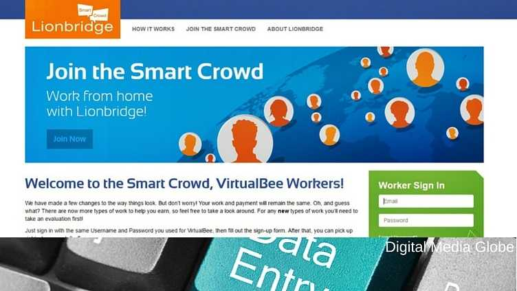 The Smart Crowd - home based data entry jobs