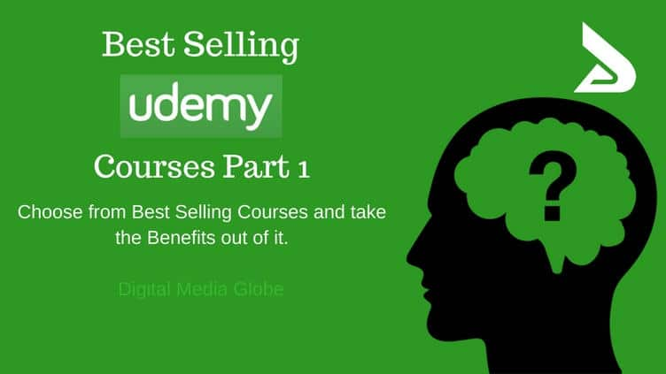 Best Selling Courses On Udemy
