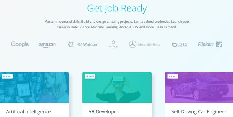 Udacity Nanodegree Program