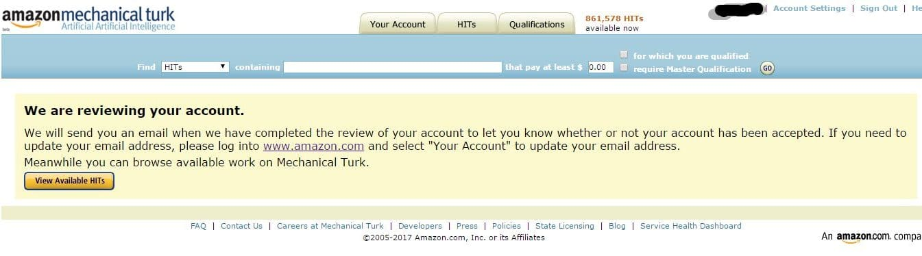 how much money can i make on amazon mechanical turk