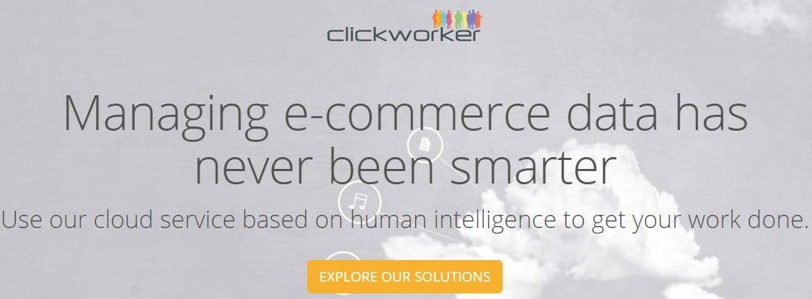 Clickworker - Micro Job Sites