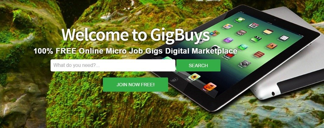 GigBuys - Online Micro Jobs Site