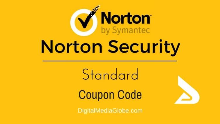 Norton Security Standard Coupon Code