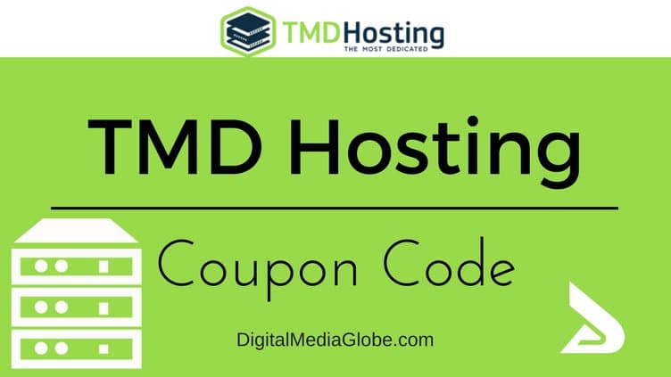 TMDHosting Promo Code June 2017: Get More Than 50% Discount