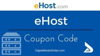 eHost Coupon Code March 2017: Get More Than 70% Discount