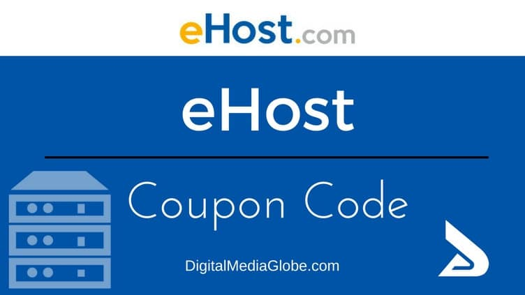eHost Coupon Code June 2017: Get More Than 70% Discount