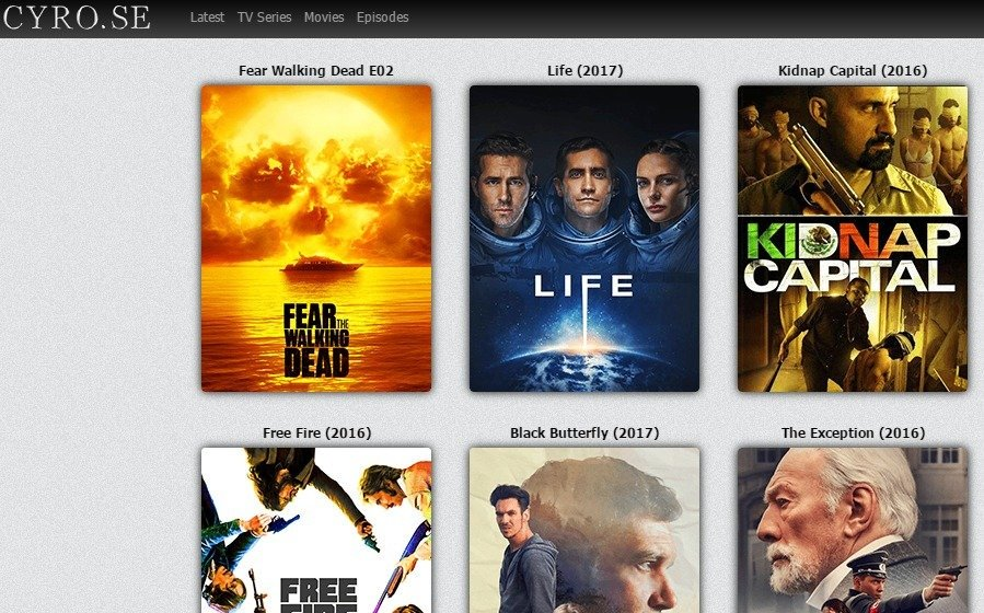 where to download free movies without registration