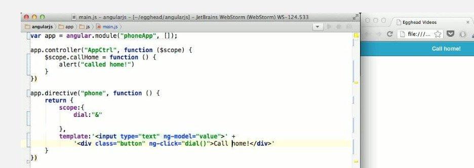 New to AngularJS 1 x Start learning here Learn Angular 1 x eggheadio