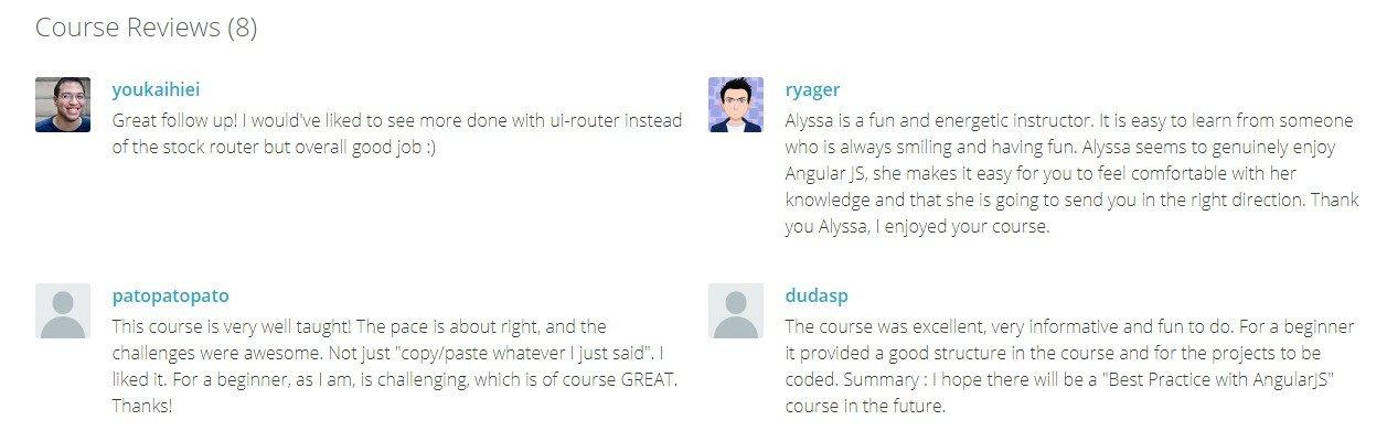 Staying Sharp with AngularJS Code School 2