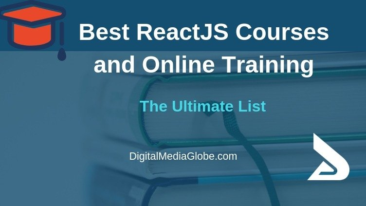 Best ReactJS Courses and Online Training