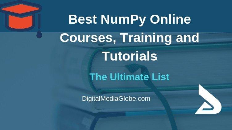 Best NumPy Online Courses, Training, Tutorials