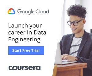 Coursera Data Engineering