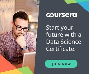 Coursera Data Science Certificate