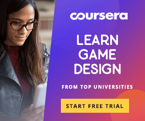 Coursera Learn Game Design