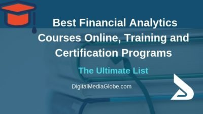 Best Financial Analytics Courses Online – You must Enroll
