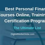 Best Online Personal Finance Courses,Training Program to Grow Your Wealth