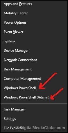 Open Registry Editory Using Windows Power shell 4(a)