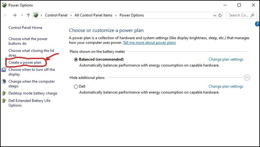Power Option - Create a Power Plan - 3 - DigitalMediaGlobe