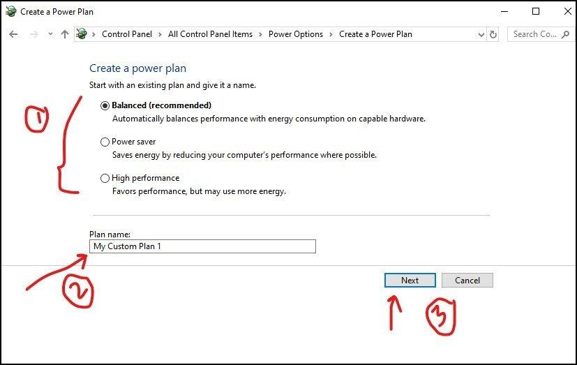 Power Option - Power Plan Name - 4 - DigitalMediaGlobe
