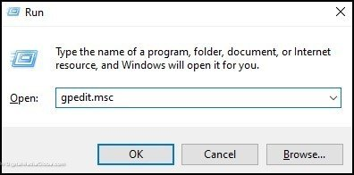 fix 3 - gpedit msc 1
