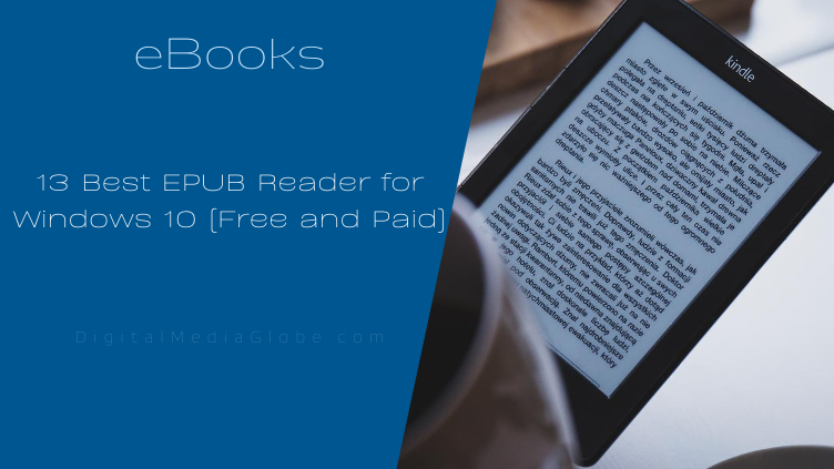 13 Best EPUB Reader for Windows 10 Free and Paid