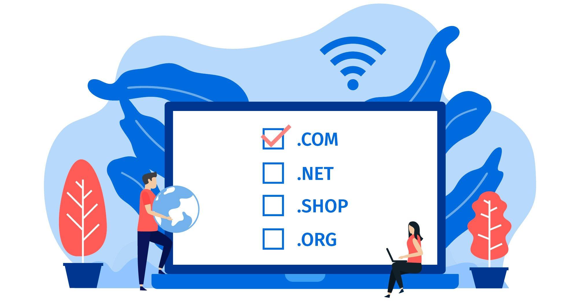 Earn money by selling domains Digital Media Globe