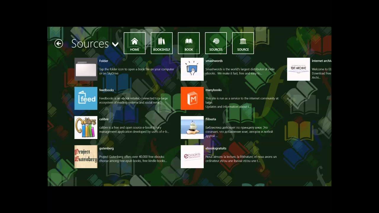 Freda - Best EPUB Reader for Windows