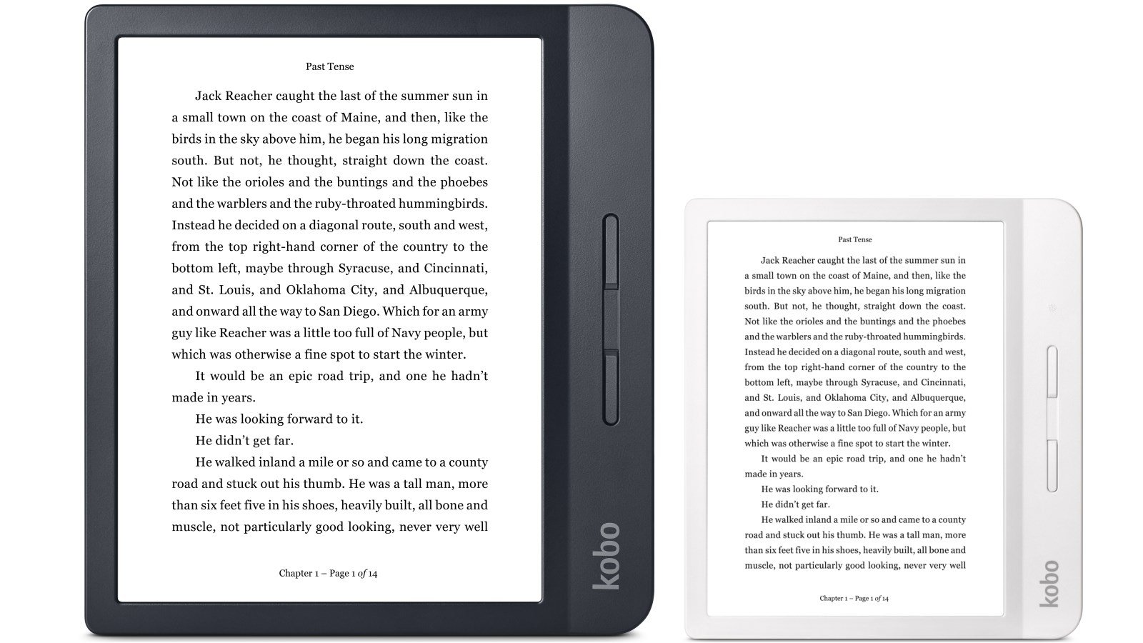 Kobo - Best EPUB Reader for Windows 10
