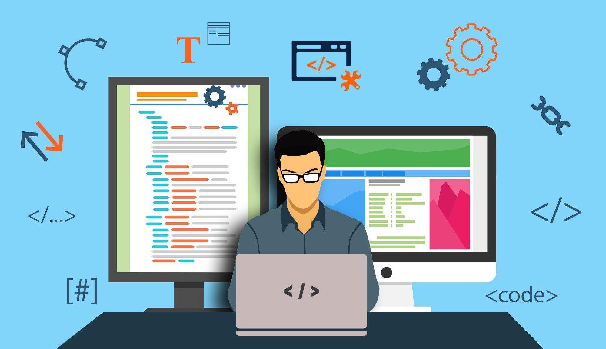 Make Money as a Programmer or Developer Digital Media Globe