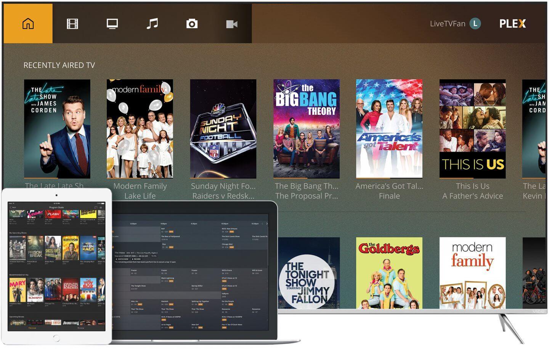 Plex best free streaming app