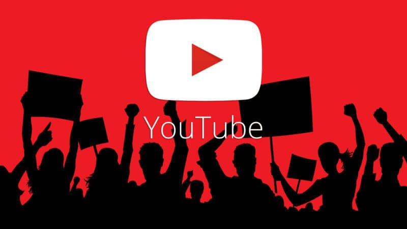 YouTube Digital Media Globe