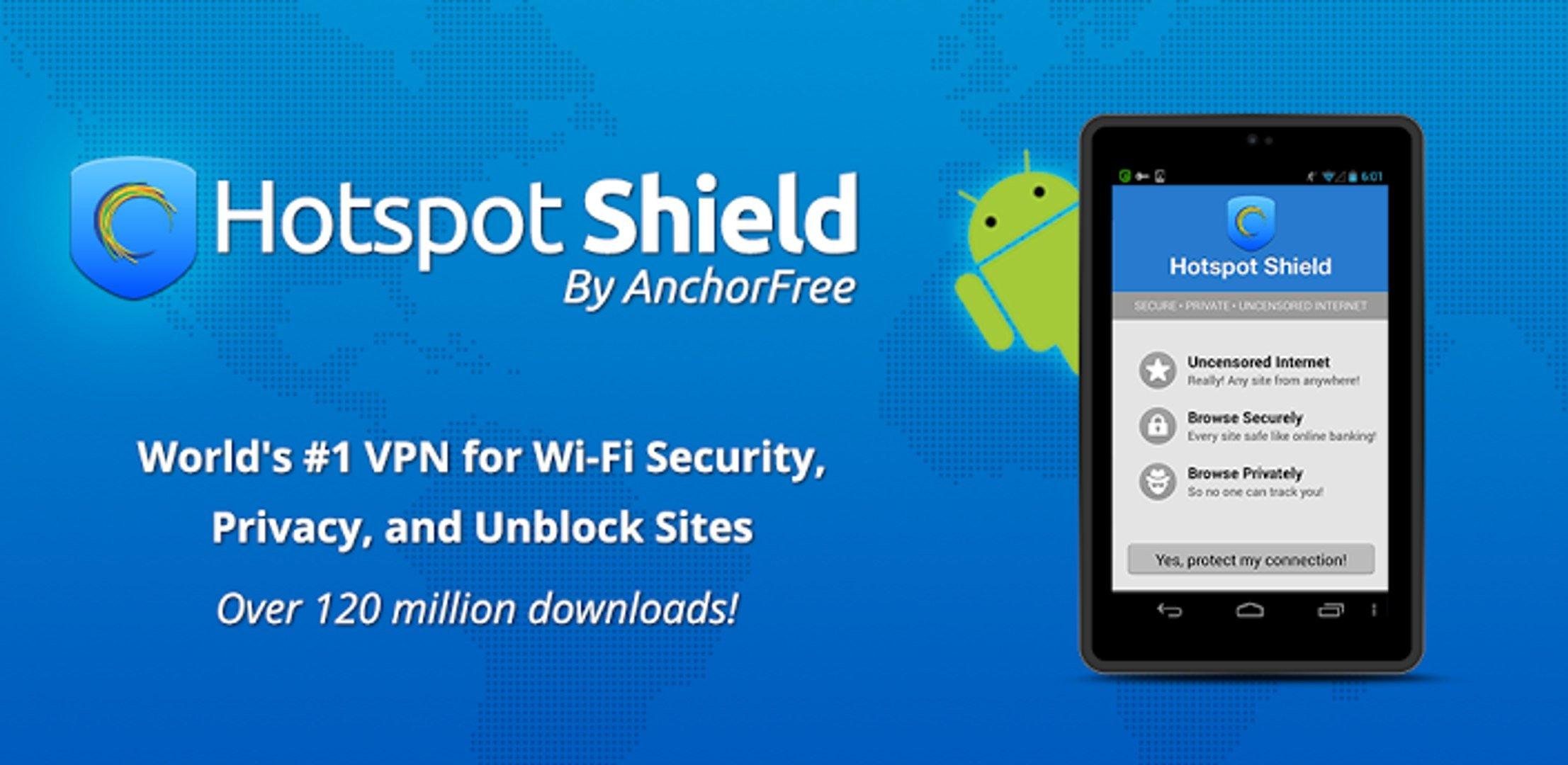 Hotspot Shield 1 DigitalMediaGlobe