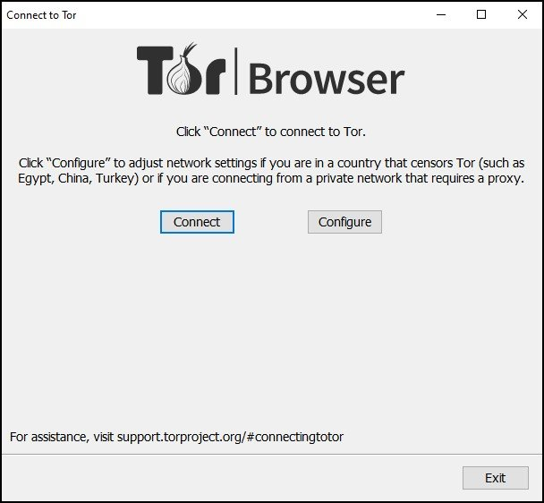 Tor Browser Configure